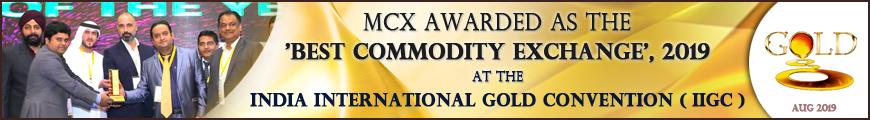 MCX - Multi Commodity Exchange of India Ltd